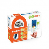 Автосигнализация StarLine S96 v2 BT 2CAN+4LIN 2SIM GSM-GPS